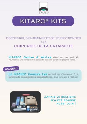 Vignette Plaquette Kitaro® Kits