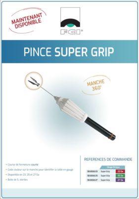 Vignette Plaquette Pince Super Grip